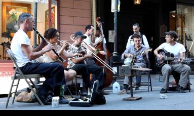 street-jazz